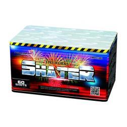 Батареи салютов SHATER
